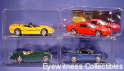 1/18 SCALE SINGLE DIECAST CAR ACRYLIC DISPLAY CASE