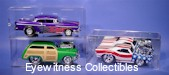 1/18 SCALE SINGLE DIECAST CAR OVERSIZED ACRYLIC DISPLAY CASE