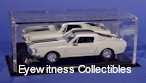 1/64 SCALE DIECAST ACRYLIC DISPLAY CASE FOR 1 MATCHBOX - HOT WHEELS CAR