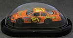SINGLE 1/24 SCALE DIECAST CAR ACRYLIC DISPLAY CASE - ROUND DOME COVER