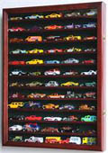 Hot Wheels / Matchbox Display Case Cabinet w/Door