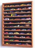 Hot Wheels / Matchbox Display Case - NO DOOR