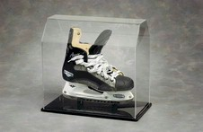 HOCKEY SKATE DISPLAY CASE