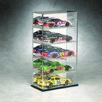 1/24 SCALE 5 CAR DIECAST ACRYLIC DISPLAY CASE