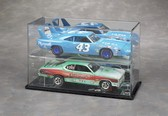 1/18 SCALE 2 CAR DIECAST ACRYLIC DISPLAY CASE