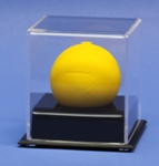SINGLE LACROSSE BALL ACRYLIC DISPLAY CASE