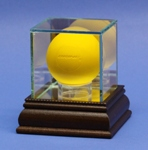 LACROSSE BALL DISPLAY CASE