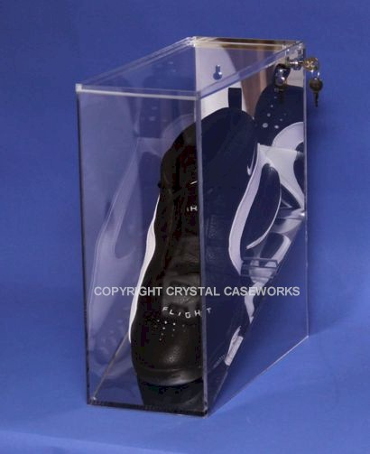 Shoe display case - CharityStars
